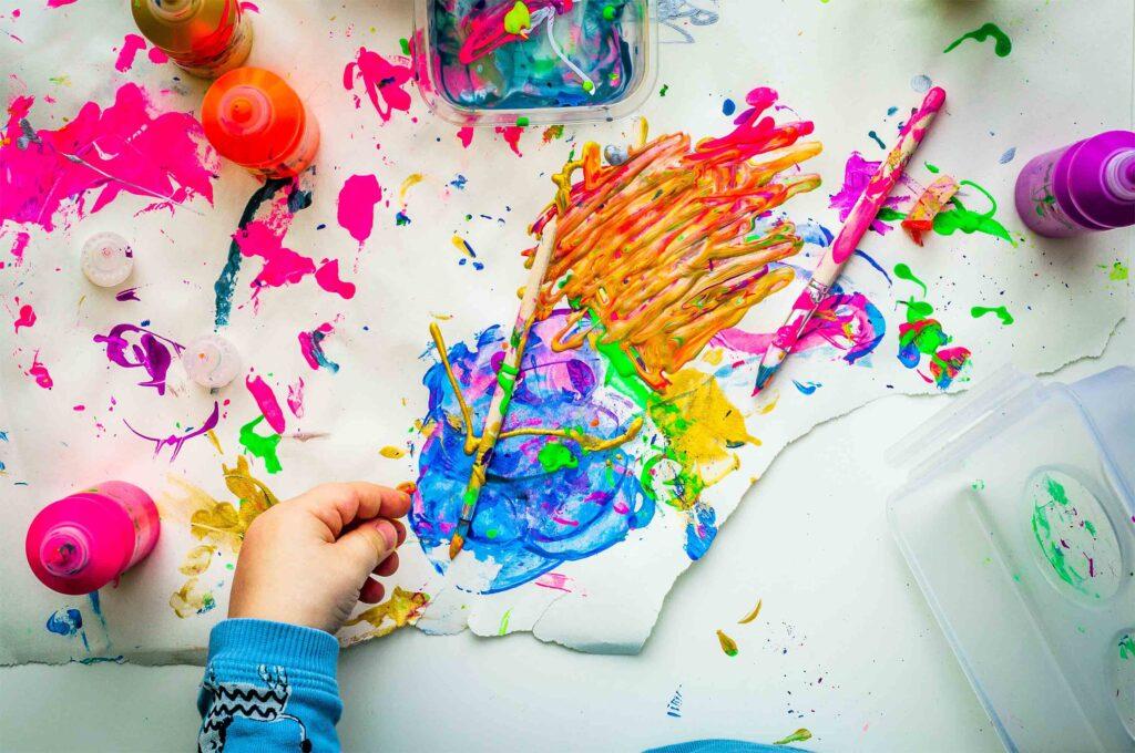 Develop Imagination In Children
